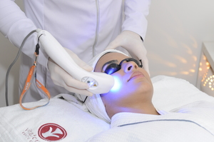 Ledterapia facial (1 sessão)